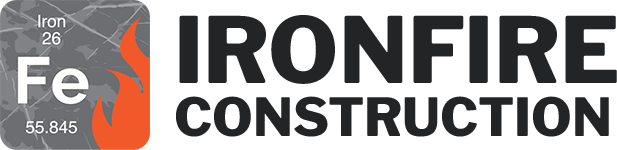 Ironfire Construction Logo